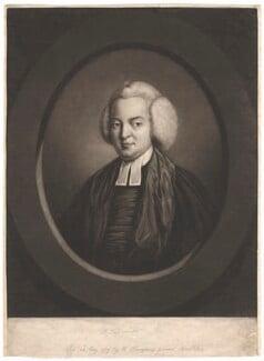William Dodd, after Unknown artist - NPG D1766