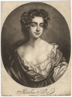Catherine Sedley, Countess of Dorchester, by Robert Williams, after  Willem Wissing - NPG D1771