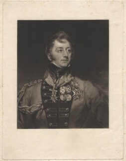 Sir Charles William Doyle, by Thomas Hodgetts, after  Margaret Sarah Carpenter - NPG D1789