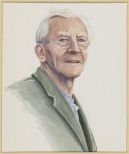 Edgar Douglas Adrian, 1st Baron Adrian, by Roland Rushton - NPG D179
