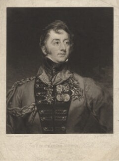 Sir Charles William Doyle, by Thomas Hodgetts, after  Margaret Sarah Carpenter - NPG D1791