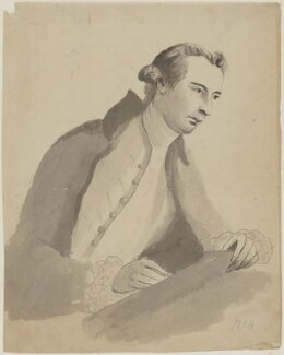 Paul Sandby, after Francis Cotes - NPG D18