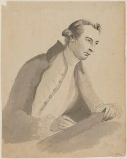 Paul Sandby, after Francis Cotes - NPG D18
