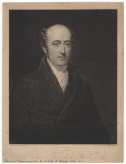 Robert Fountain (or Fountaine) Elwin, by Henry Edward Dawe, after  George Clint - NPG D1833