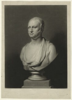 Henry Earle, by Samuel Cousins, after  Henry Corbould, after  William Behnes - NPG D1842