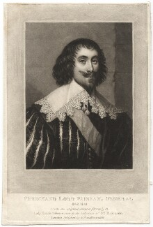 Ferdinando Fairfax, 2nd Lord Fairfax of Cameron, after Unknown artist - NPG D1899