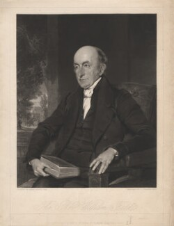 William Field, by Charles Turner, after  Henry Wyatt - NPG D1914