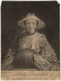 Anne (née Day), Lady Fenoulhet, after Sir Joshua Reynolds - NPG D1941
