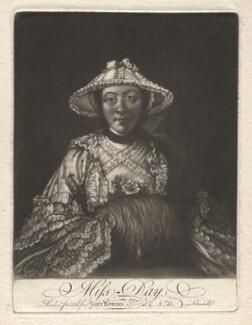 Anne Franks (née Day), Lady Fenoulhet, after Sir Joshua Reynolds - NPG D1942