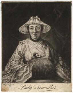 Anne Franks (née Day), Lady Fenoulhet, after Sir Joshua Reynolds - NPG D1943