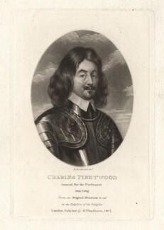 Charles Fleetwood, by Robert Dunkarton, after  Unknown artist - NPG D1968