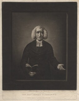 Roger Flexman, by and published by John Yeatherd, sold by  Robert Wilkinson, published August 1795 - NPG D1972 - © National Portrait Gallery, London