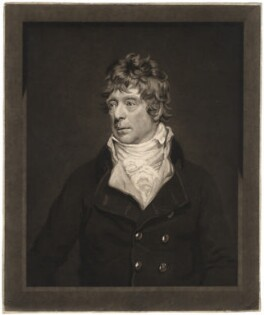 Jesse Foot, possibly by William Ward, after  John Opie - NPG D1980