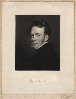 Josiah French, by Henry Edward Dawe - NPG D1988