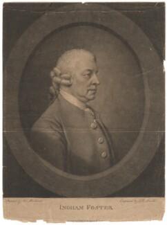 Ingham Foster, by John Raphael Smith, after  Henry Robert Morland - NPG D1992