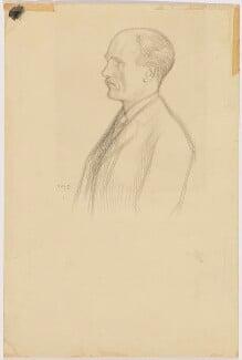 (George) Gilbert Aimé Murray, by William Rothenstein - NPG D200
