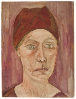 Vanessa Bell (née Stephen), by Rachel Pearsall Conn ('Ray') Strachey (née Costelloe), 1920s? - NPG D204 - © National Portrait Gallery, London