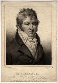Richard Chenevix, by James Hopwood Sr, after  Pescorsky - NPG D2062