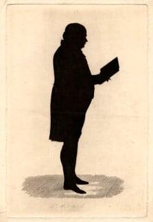 Adam Clarke, after Unknown silhouettist - NPG D2082