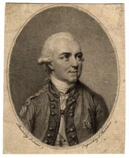 Sir Henry Clinton, by Francesco Bartolozzi, after  John Smart, published 1780 - NPG D2087 - © National Portrait Gallery, London