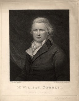 William Cobbett, by Francesco Bartolozzi, after  John Raphael Smith - NPG D2089