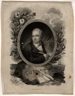 William Cobbett, by G.V. Palmer, after  G.M. Brighty - NPG D2090