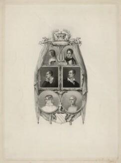 George Gordon Byron, 6th Baron Byron, by Edward Francis Finden - NPG D2109