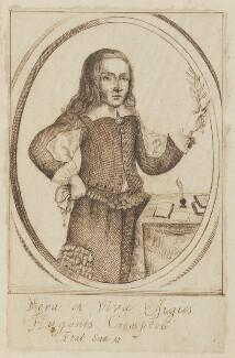 Hugh Crompton, after Abraham Hertochs (Hertocks) - NPG D2127
