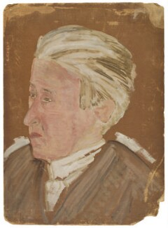 Blanche Athena Clough, by Ray Strachey - NPG D213