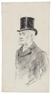 Mr de Grey, by Faustin Betbeder ('Faustin') - NPG D2136