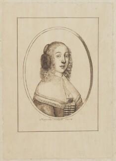 Elizabeth Devereux (née Paulet), Countess of Essex, by Unknown artist - NPG D2150