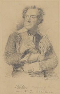 Charles Farley, by Thomas Charles Wageman - NPG D2151