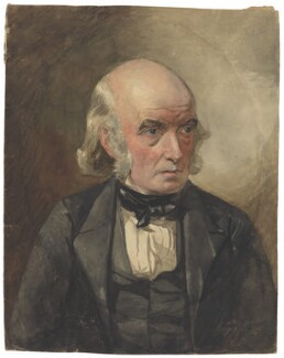 Edward Fitzgerald, by Unknown artist - NPG D2155