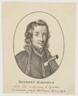 John Gavan, probably by George Perfect Harding, after  Unknown engraver - NPG D2166