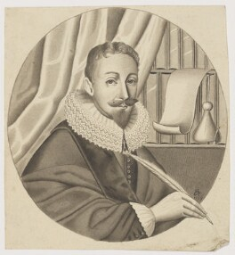 Richard Gething, by George Perfect Harding, after  John Chantry - NPG D2169