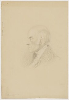 Davies Gilbert, attributed to Gideon Algernon Mantell - NPG D2171