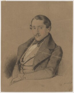 John James Glossop, by E.C. - NPG D2173