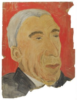 Carlo Placci, by Ray Strachey - NPG D219