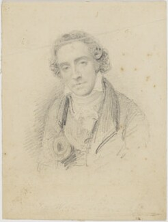 William Thomas Thomas, by Unknown artist - NPG D22
