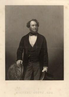 Michael Costa, by Daniel John Pound, after a photograph by  John Jabez Edwin Mayall - NPG D2217