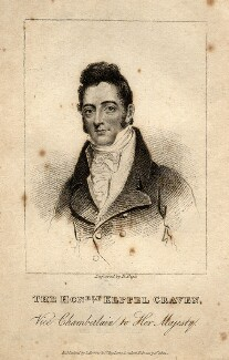 Keppel Richard Craven, by R. Page - NPG D2222