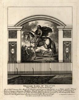 William Craven, 1st Earl of Craven, after Unknown artist - NPG D2223