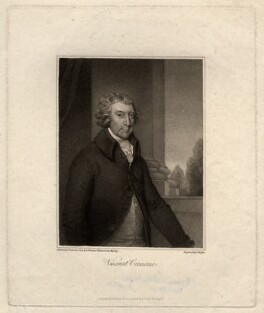 Thomas Dawson, 1st Viscount Cremorne, by and published by Charles Knight, after  Sir Thomas Lawrence - NPG D2225