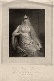 Jane Dalrymple-Hamilton (née Duncan), by John Samuel Agar, after  Anne Mee (née Foldsone) - NPG D2246