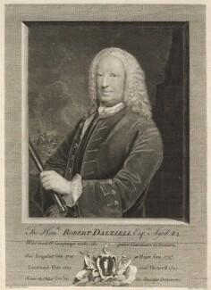 Robert Dalziell, by Petit Jr, after  G. Alexander - NPG D2247