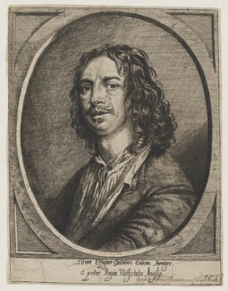 William Dobson, by Josias English, published by  Thomas Rowlett, after  William Dobson - NPG D2277