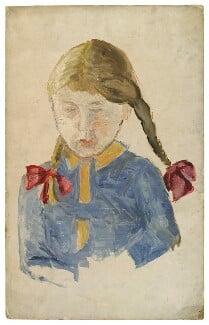 (Karin) Judith Henderson (née Stephen), by Ray Strachey - NPG D228