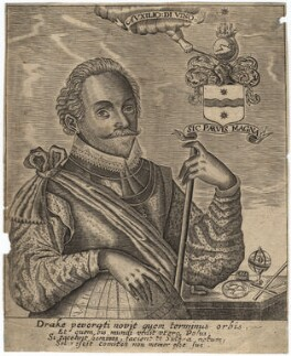 Sir Francis Drake, after Unknown artist - NPG D2283