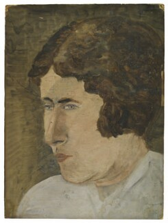 Karin Stephen, by Ray Strachey - NPG D229