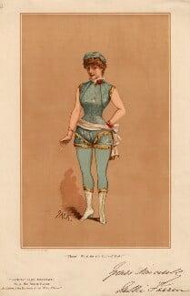 Ellen ('Nellie') Farren as Ganem in 'The forty thieves', after 'Jack' - NPG D2329